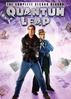 Quantum Leap tv series starring Scott Bakula, Finding some major solitude in watching these old tv shows. Most unfair that Sam never got home ! Movies Showing, Movies And Tv Shows, Science Fiction, Mejores Series Tv, Capas Dvd, Sci Fi Tv Shows, 90s Tv Shows, Plus Tv, Image Film