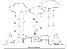 decorazioni-finestra-paesaggio-neve