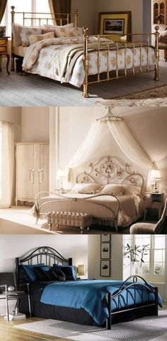 Benefits of Choosing a Metal Bed - It is well known that the bed is the focal point of any bedroom so it should always be kept inviting yet appealing. If you are wondering that way one should opt for a metal bed. Simply, here are the main reasons: The most important advantage of metal beds is diversity in colors as you can choose... - - bedroom, bedroom ideas