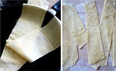 Samosa (Samoosa) Dough ( Pur) much like Filo Pastry, is a thin pastry dough which when cooked has a crispy samoosa texture. Amma always mad. South African Dishes, South African Recipes, Indian Food Recipes, Gluten Free Pastry, Asian Snacks, Food L, Desi Food, Pasta, Savory Snacks