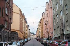 kruununhaka-helsinki (beautiful old buildings in Helsinki)