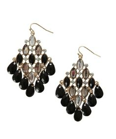 Kismet chandelier bead earrings. Beautiful #bootlegger Bead Earrings, Chandelier, Beads, Beautiful, Jewelry, Women, Fashion, Beading, Moda