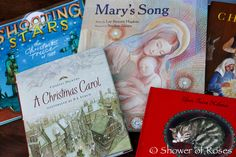 Shower of Roses: New Christmas Books for the Feast of St. Nicholas {and The Miracle of Saint Nicholas giveaway!}