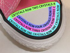 SImple step by step on how to crystal anythings and everything!!!!! FANSTASTIC!