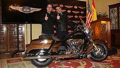 Harley-Davidson celebra sus 110 años de historia.