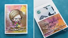Easy DIY Gift Card Holder (Pumpkin Spice It Up from the Greeting Farm).Girl holding coffee:Tattered Rose Distress Ink(skin)Worn Lipstick Distress Ink(skin and scarf)Vintage Photo Distress Ink (skin)Scattered Straw Distress Ink(hair)Walnut Stain Distress Ink(hair)Seedless Preserves Distress ink (scarf shading)Fossilized Amber (shirt)Faded Jeans (skirt)Walnut Stain (coffee cup)Aged Mahogany (coffee cup)