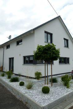 Hauseingänge, Hofeinfahrten, Garten | Marohn U0026 Binder Gartengestaltung In  Renningen Bei Stuttgart