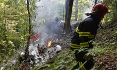 20 August 2015 - Two Let L-410 Turbolet aircraft collided in mid-air over Červený Kameň, Slovakia, and subsequently crashed in a forest. The aircraft were carrying 17 parachutists and 2 pilots each. 7 people were killed in the crash & 31 survived.