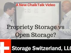 In this ChalkTalk Video, Storage Switzerland founder George Crump and Concurrent Senior Vice President of Storage Scott Ryan walk viewers through the evolution of the storage architecture and how to find the right balance of flexibility and speed of deployment.