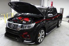 800馬力の怪物ピックアップトラック「ナバラ」。GT-Rのエンジンを移植、ハイテクな4輪駆動もそのまま - Engadget Japanese
