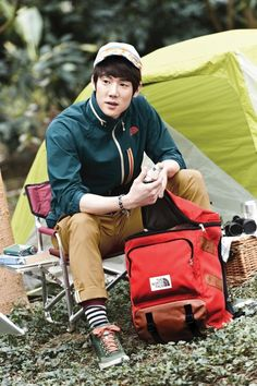 Yoo Yeon Seok for The North Face White Label