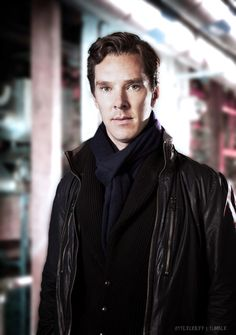 Yep... I think this is a good time for another picture of Benedict Cumberbatch. :-)