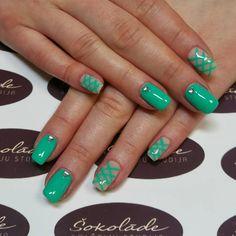 #nails #gel #naildesign