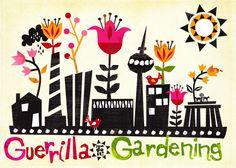 Guerilla Gardening Wien | … pflanz dir deine Stadt <3
