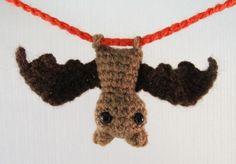 Itty Bitty Bat Amigurumi - Free by Lucy Collin