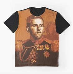 'Harry Kane England Soccer' Graphic T-Shirt by Theartista Harry Kane England, England Fans, Fifa, Moscow, World Cup, Lions, Vivid Colors, Female Models, Russia