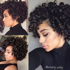 Voice Of Hair — HAIRSPIRATION| @Actually_Ashly found the perfect...