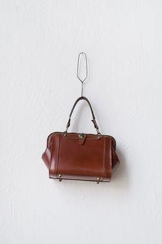 vintage leather purse   Lady Derbyshire Purse