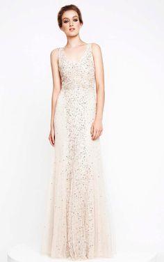 Rachel Gilbert Oliva Gown.
