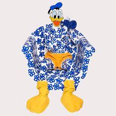 E L E C C I O N E S! 💙😁 Espero poder celebrar así como Donald los resultados de hoy! Salgan a VOTAR!✌🏿 #electionday #nicolefurmanart #bodypaint #bodyart #trumpetindonald #bogota #disneyfantasyseries #bogota