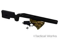 Detachable Magazine packages.  Choate Tactical Stock paired with either the Badger Ordnance M5, PT&G Stealth, or the CDI Precision bottom metal for the Remington 700.