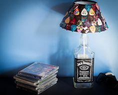 Abajur Jack Daniel's