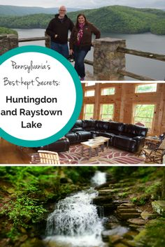 Pennsylvania's Best Kept Secrets: Huntingdon and Raystown Lake
