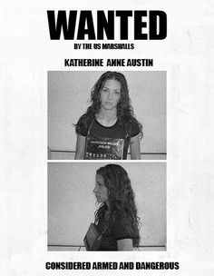 Wanted poster. This came with the McFarlane LOST toy for Kate. LOST