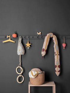 Decorate the kids' room with designs from Danish ferm LIVING. Explore the charm of childhood with our new Kids collection. Boys Room Decor, Kids Decor, Kids Bedroom, Bedroom Wall, Bedroom Decor, Fotos Do Instagram, Kids Room Design, Design Bedroom, Modern Kids