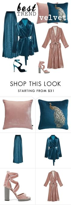 """""""Celebrate Our 10th Polyversary! - velvet"""" by cl-silk ❤ liked on Polyvore featuring Pier 1 Imports, LUISA BECCARIA, Valentino, Tom Ford, polyversary and contestentry"""
