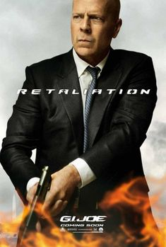 G.I. Joe: Retaliation, Bruce Willis as Joe   Colton