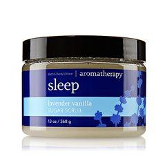 Skin Care: Aromatherapy Sugar Scrub in Lavender Vanilla - BestProducts.com