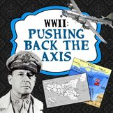 WWII: Pushing Back the Axis PowerPoint