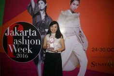 Lily Suriani, Marketing and Business Development of Berrybenka.com and Hijabenka.com  at #JakartaFashionWeek2016 #BerrybenkaLovesJFW16 #JFW2016 #Day1