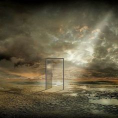 """""""Why do you stay in prison, when the door is so wide open?"""" Rumi"""