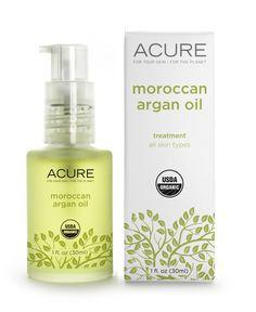 Organic Argan Oil (1oz) – Speckled Green