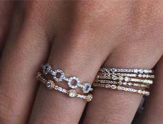 Tri-Joseph Blank Stackable Rings