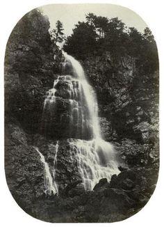 Felix Thiollier - Chutes du Gier, Monts du Pilat