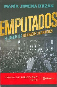 emputados el libro de los indignados colombianos