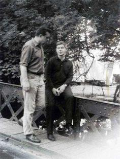 Zbigniew Herbert, Czesław Miłosz, Prowansja 1967