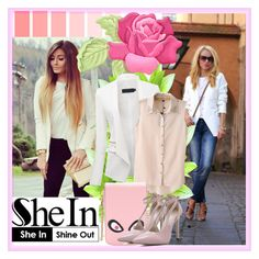 """SheIn 4"" by selmina ❤ liked on Polyvore featuring Sheinside and shein"