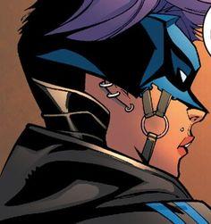 Comic Book Girl, Comic Books, Harper Row, Mundo Geek, Sci Fi Armor, Black Bat, Cosplay Diy, Batman Family, Detective Comics