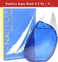 Nautica Aqua Rush 3.3 Oz / 3.4 Oz Edt for Men NEW in BOX Great Gift Fast Shipping. Brand Nautica Fragrance name NAUTICA AQUA RUSH Size 3.4 oz / 100 ml Concentration Eau de Toilette Form Spray Condition New Gender Men Original or Reproduction Original - 100% Authentic Package Type Brand New in Box NOT A TESTER.