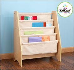 KidKraft Sling Bookshelf - Pastel - Best Price