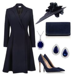 Untitled #206 by dresslikearoyal on Polyvore featuring polyvore, fashion, style, Gianvito Rossi, Allurez and clothing