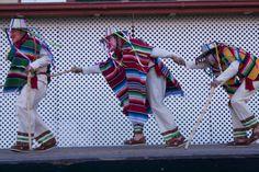 Ballet Folklorico Resurreccion - Los Viejitos from the state of Michoacan, Mexico.
