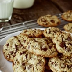 The Best Chocolate Chip Cookies Ever Recipe