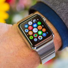 The Apple Watch without a doubt the most fashionable smartwatch out there