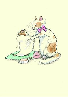 All Fluffed Up and Ready to Go - Anita Jeram