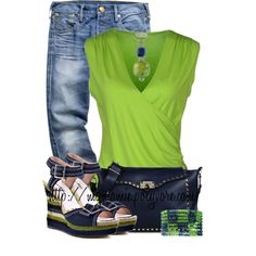 """""""Untitled #2192"""" by mzmamie on Polyvore"""